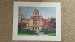 Keith Dygert Print - Kankakee County Court House