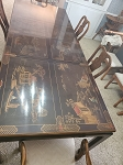Henredon Oreintal / Chinosiere Dining Table